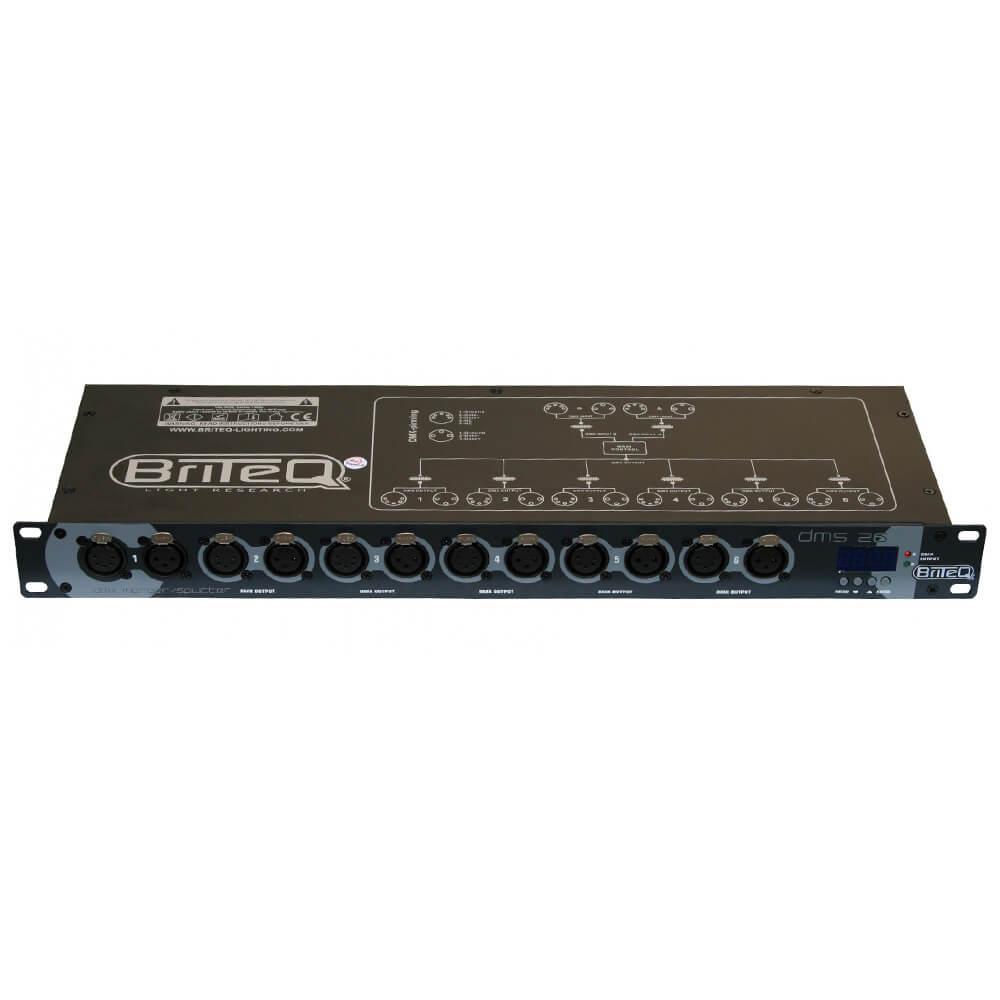 Splitter DMX Briteq DMS-26