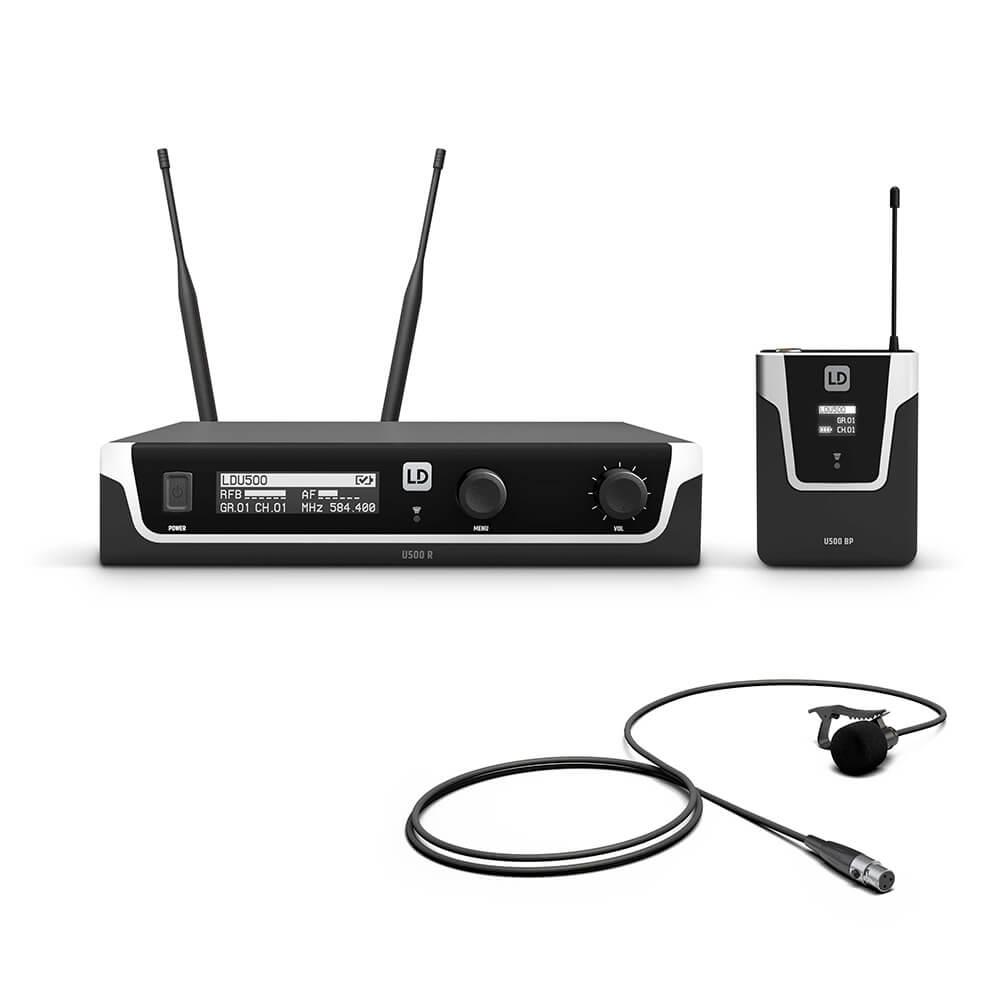 Micro sans-fil LD Systems U506 BPL