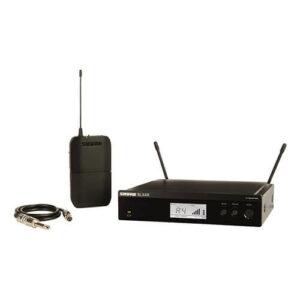 Shure BLX14R - Système sans fil rackable pour instrument