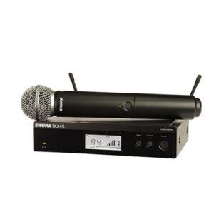Shure BLX24R/SM58 - Système micro main sans fil rackable