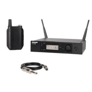 Shure GLXD14R - Système sans fil rackable pour instrument sur batterie