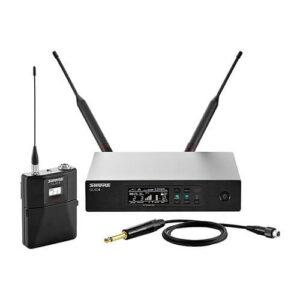 Shure QLXD14 - Système sans fil pour instrument haute performance