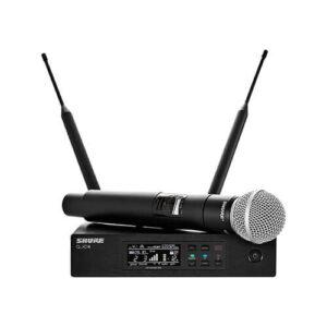 Shure QLXD24/SM58 - Système micro main sans fil numérique haute performance