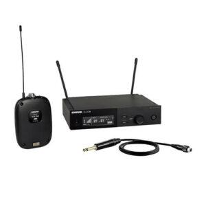 Shure SLXD14 - Système sans fil pour instrument