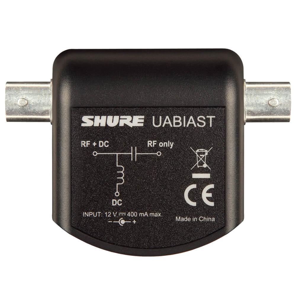 Shure UABIAST - Alimentation antenne active ou amplificateur